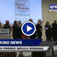 Insula Romana a Bastia Umbra, 41esimo premio, il video