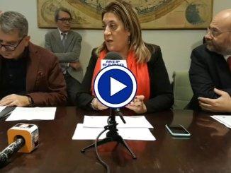 Bilancio giunta regionale, la conferenza di fine anno della Presidente Marini, video diretta