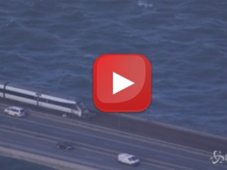Incidente ferroviario in Danimarca, le immagini dei treni coinvolti