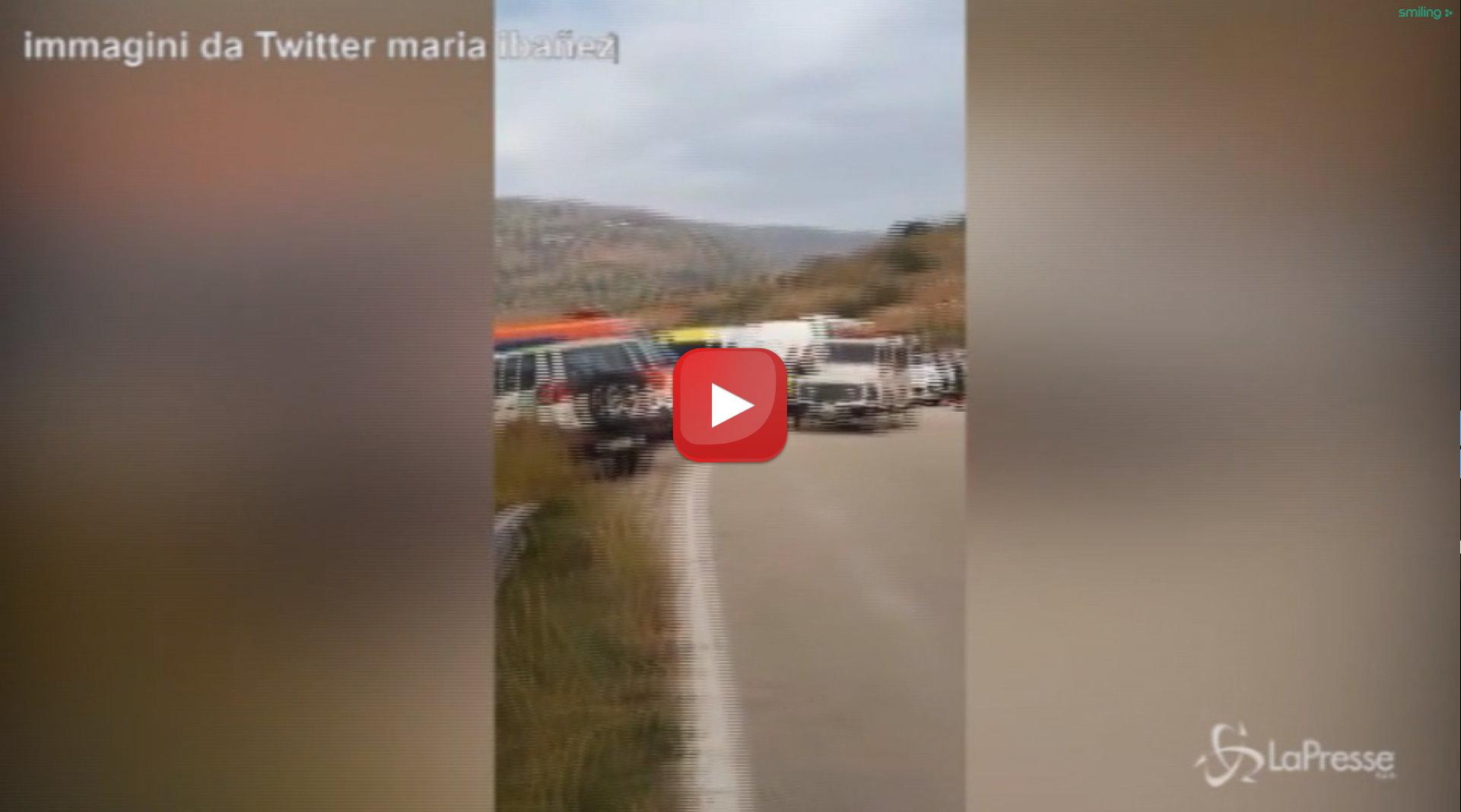 Spagna: bimbo nel pozzo, si lavora senza sosta per salvare Yulen