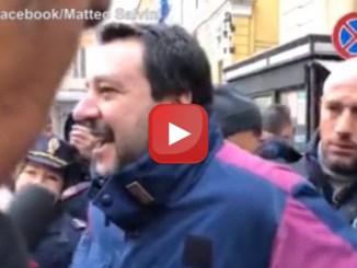"""Sindaci contro dl sicurezza, Salvini: """"Incapaci che non sanno gestire le loro città"""""""