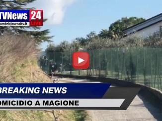 Omicidio a Magione, uccisa a coltellate una donna di 70 anni
