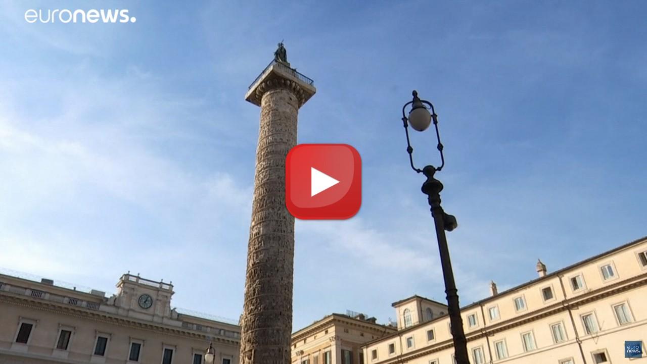 L'economia italiana rallenta proiezioni ferme allo 0,6 video