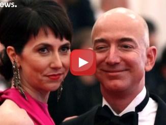 Foto nude del patron di Amazon Bezos denuncia e attacca Trump