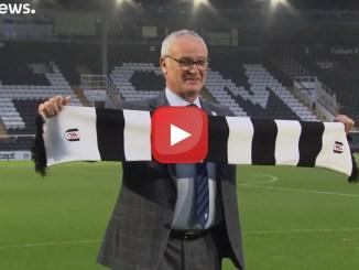 Calcio, clamoroso ma non troppo, Claudio Ranieri esonerato dal Fulham