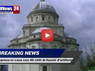 Botti illegali sequestrati dalla Finanza quasi mezzo quintale, video
