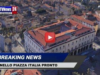 Anello di piazza Italia a Perugia, pochi giorni e tutto sarà attivo