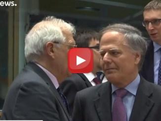 """Banche, Conte, """"Giusta azione risarcitoria contro Ue"""""""