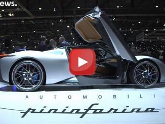 Motor Show di Ginevra: il futuro dell'auto è elettrico, il video