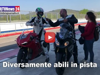 Giovani, donne, diversamente abili, tutti in pista all'Autodromo, video