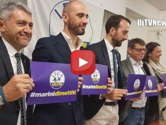 Sanità, arresti Umbria, la Lega chiede le dimissioni della giunta regionale