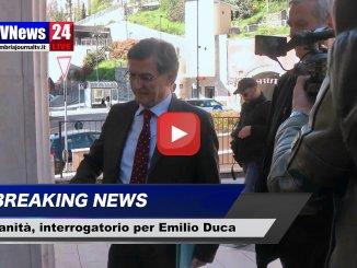 Sanità, Emilio Duca si avvale della facoltà di non rispondere