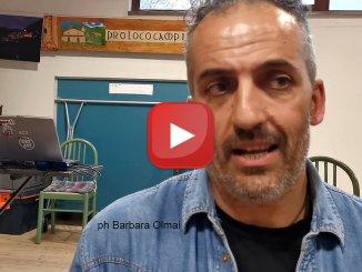 Terremoto, Raccordiamoci, Barbara Olmai intervista Roberto Sbriccoli della Pro Loco Campi