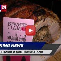 Porchettiamo, torna a San Terenziano il Festival delle Porchette d'Italia