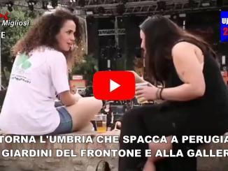 L'Umbria che spacca a Perugia al Frontone e anche alla Galleria nazionale