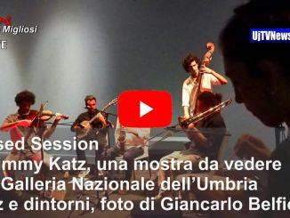 Closed Session di Jimmy Katz, jazz una mostra da vedere alla Galleria Nazionale