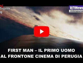 First Man - il primo uomo, al Frontone Cinema all'aperto di Perugia