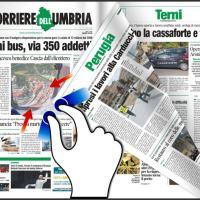 Rassegna stampa locale dell'Umbria e Nazionale del 18 giugno 2019