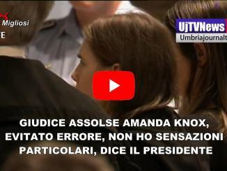 Pratillo Hellmann, giudice che assolse Amanda Knox,evitato errore