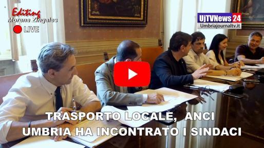 Problema trasporti, Anci Umbria ha incontrato i sindaci della regione
