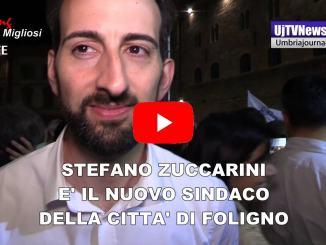 Stefano Zuccarini sindaco di Foligno, intervista al segretario Lega Virginio Caparvi 🔴VIDEO🔴