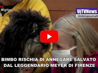 Il leggendario ospedale Meyer di Firenze salva un bimbo |Video