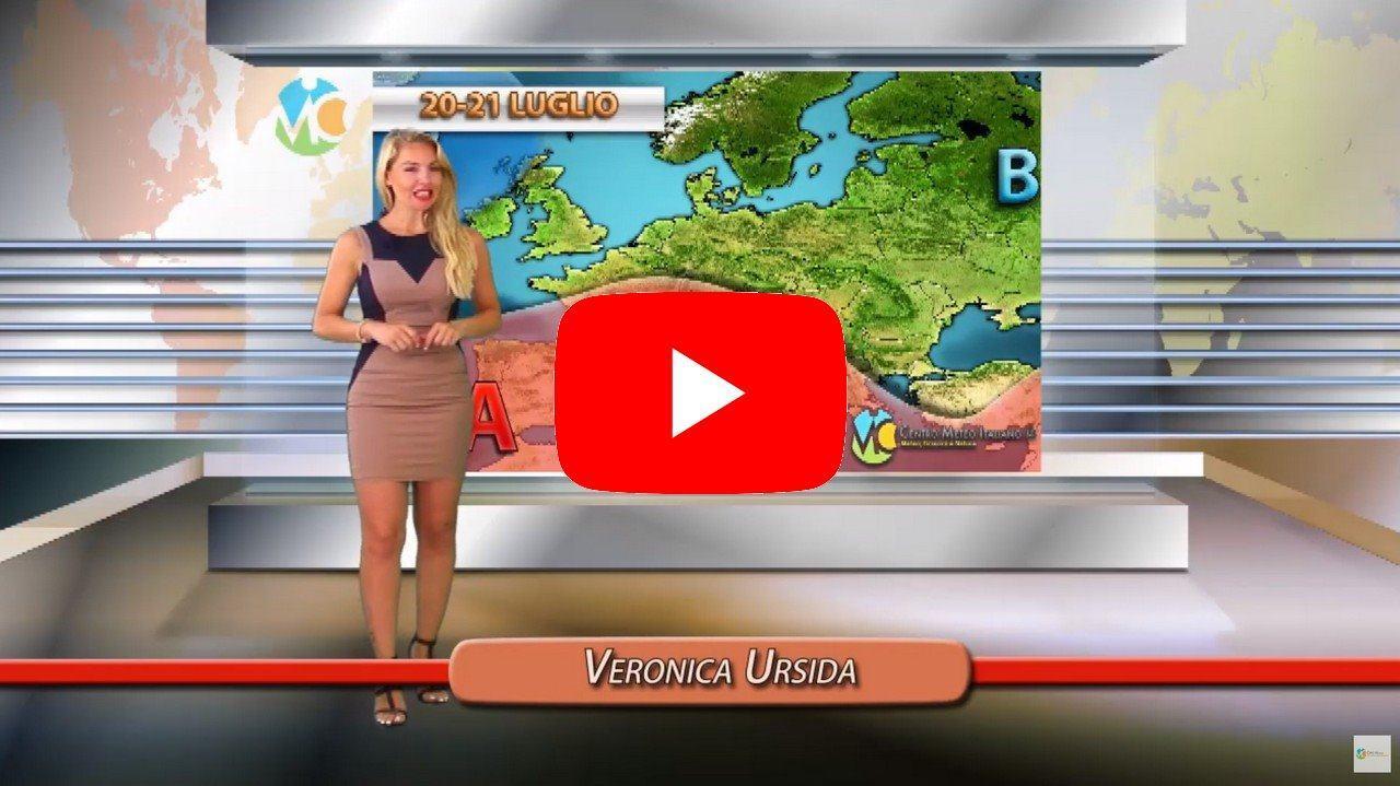 Arriva anticiclone delle Azzorre, con Veronica Ursida Centro meteo italiano