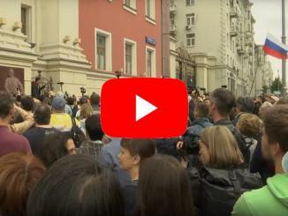 A Mosca si inasprisce lo scontro politico per le comunali
