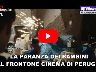 La Paranza dei bambini al Frontone Cinema di Perugia