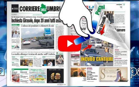 Rassegna stampa video di martedì 9 luglio 2019 UjTV News24 LIVE