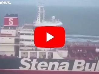 Londra-Teheran, tensione alle stelle dopo il sequestro della petroliera
