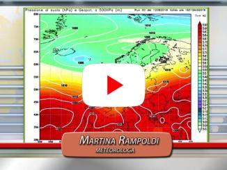 Centro Meteo Italiano, le previsioni per il 12 agosto 2019