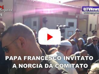 Comitato Pro Basilica identica, Papa venga in visita a Norcia