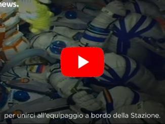 Cronache dallo Spazio: Luca Parmitano ci racconta come si vive a bordo dell'Iss