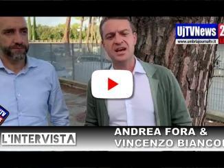 Video dichiarazione di Andrea Fora e Vincenzo Bianconi, Giovanni Guidi commenta così