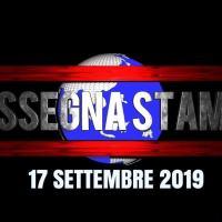 Rassegna stampa dell'Umbria 17 settembre 2019 UjTV News24 LIVE