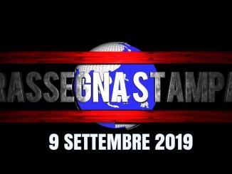 Rassegna stampa dell'Umbria 9 settembre 2019 UjTV News24 LIVE