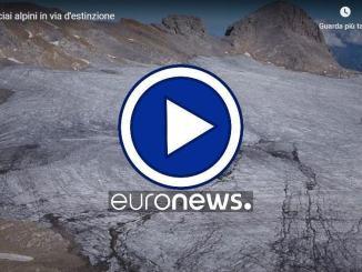 Stiamo distruggendo il pianeta i ghiacciai alpini in via d'estinzione