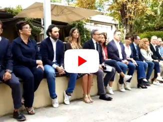 Elezioni Umbria, presentati i candidati del Partito democratico
