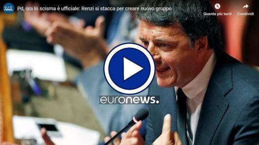 Pd, ora lo scisma è ufficiale: Renzi si stacca per creare nuovo gruppo
