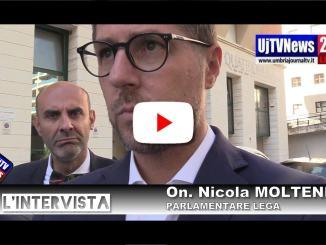 Fontivegge e i suoi problemi, intervista all'onorevole Nicola Molteni in visita