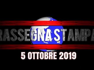Rassegna stampa dell'Umbria 5 ottobre 2019 UjTV News24 LIVE