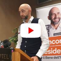 Fondi a famiglia Bianconi, la conferenza del candidato presidente | Live