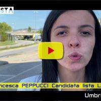 L'intervista con Francesca Peppucci candidata Lega parla del turismo nella nostra regione