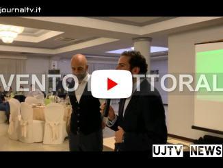 Cena Elettorale di Vincenzo Bianconi alla Casina Rossa di Capanne