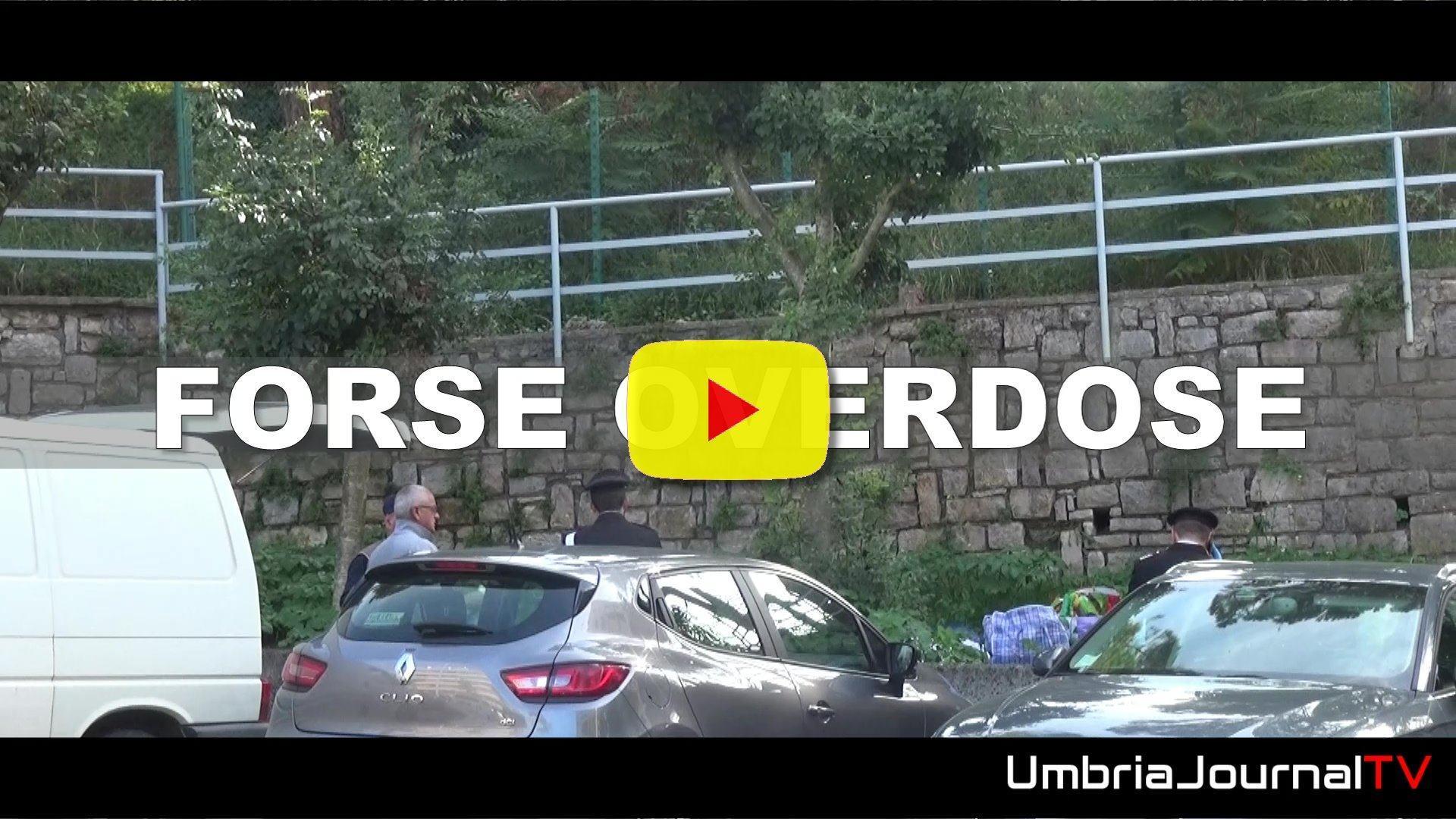 Rinvenuto cadavere di una donna a Fontivegge di Perugia, forse è orvedose VIDEO