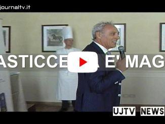 La magia della pasticceria di Luigi Biasetto intervista a video di Gino GOTI
