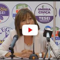Conferenza stampa del Presidente Berlusconi, con Salvini e Meloni | Live