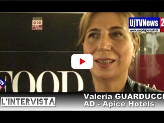 Valeria Guaarducci intervista Food e Jazz dal Vino presenta nuova stagione al Gio Jazz Area