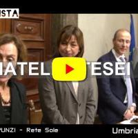 L'intervista con la presidente Donatella Tesei, la giunta è quasi pronta